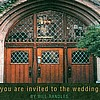 You are Invited to the Wedding