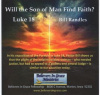 Will the Son of Man Find Faith?